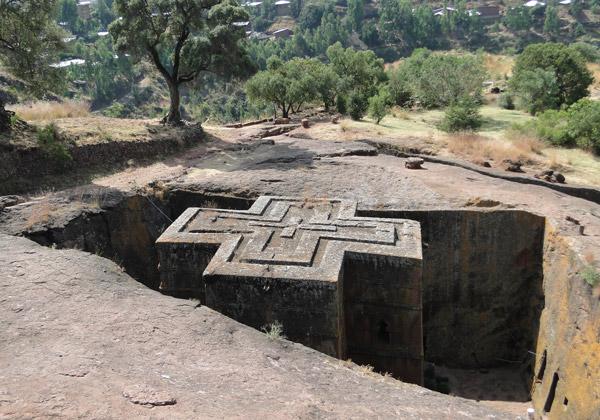 TDS Voyage - Bete Giyorgis Ethiopie