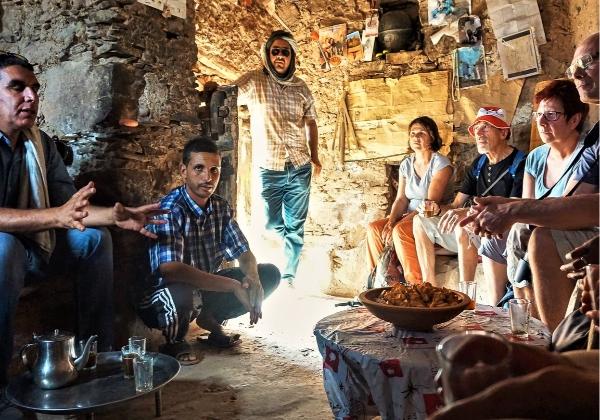 TDS Voyage - Tourisme équitable et solidaire - Maroc - Théi - voyageurs