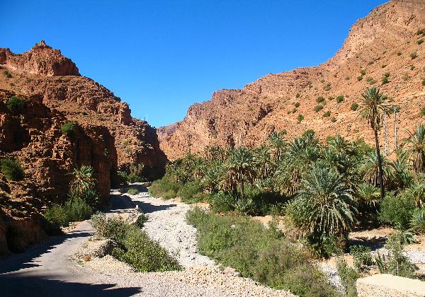 TDS Voyage - Tourisme équitable et solidaire - Maroc - Gorges d'Aït Mansour - Randonnée