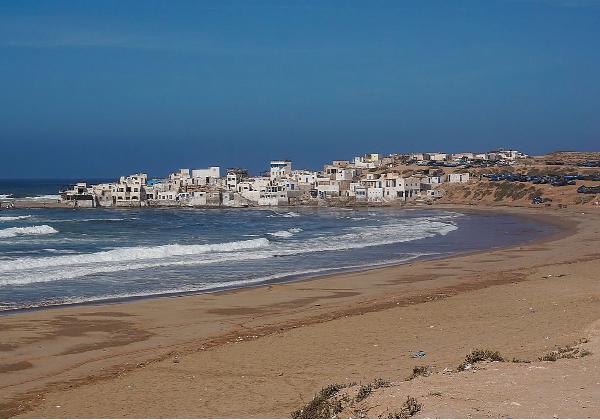 TDS Voyage - Tourisme équitable et solidaire - Maroc - Tifnit - Barques bleues