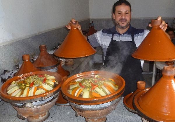 TDS Voyage - Tourisme équitable et solidaire - Maroc - Tajine