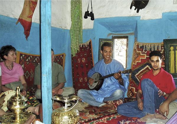 TDS Voyage - Tourisme équitable et solidaire - Maroc - Musique berbère traditionnelle