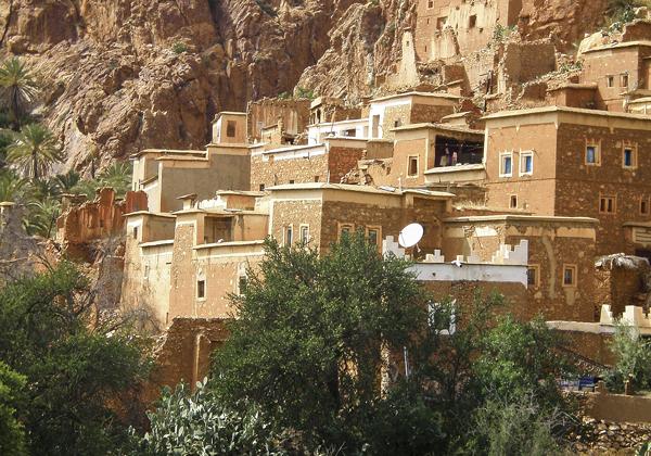TDS Voyage - Tourisme équitable et solidaire - Maroc - Oumesnat