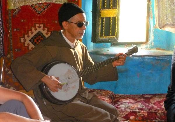 TDS Voyage - Tourisme équitable et solidaire - Maroc - Oumesnat - Musique berbère traditionnelle