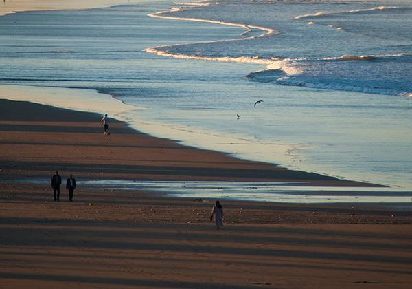 TDS Voyage - Tourisme équitable et solidaire - Maroc - Agadir - Plage