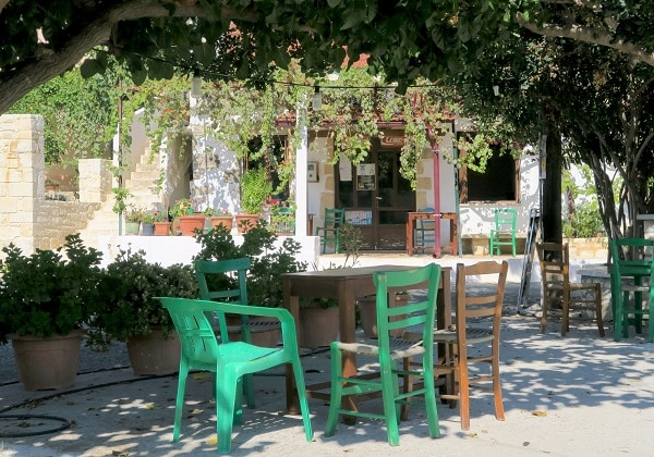 TDS Voyage - Tourisme équitable et solidaire - Crète - Douliana - Café Esmigia