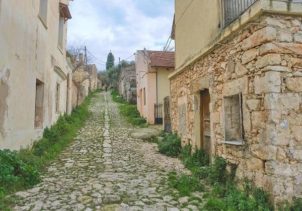 TDS Voyage - Tourisme équitable et solidaire - Crète - Vamos - Ruelles