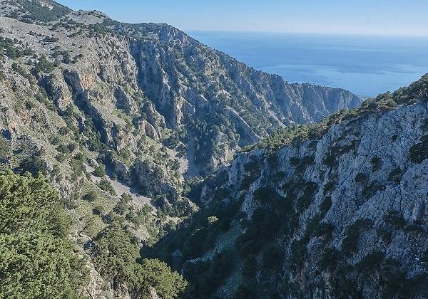 TDS Voyage - Tourisme équitable et solidaire - Crète - Gorges d'Imbros