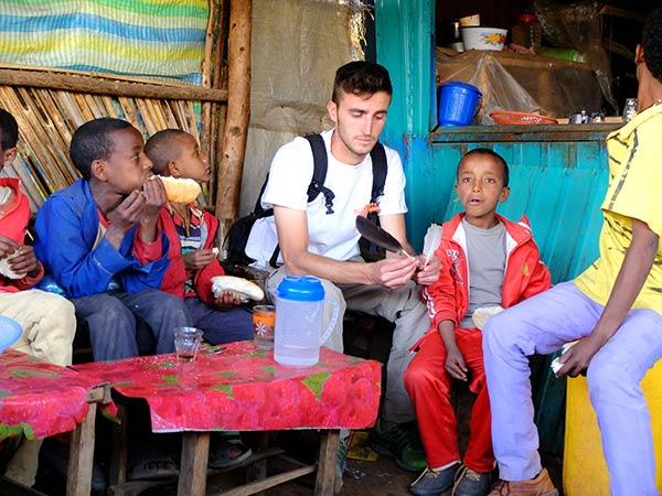 TDS Voyage - Tourisme équitable et solidaire en Ethiopie