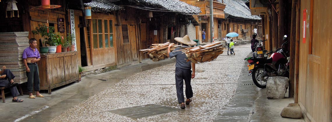 TDS VOYAGE - Tourisme équitable et solidaire en Chine