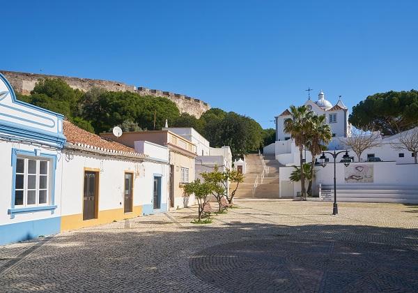 TDS Voyage - Tourisme équitable et solidaire - Portugal - Castro Marim - Place