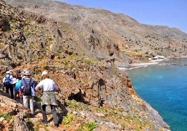 TDS Voyage - Tourisme équitable et solidaire - Crète - Randonnée