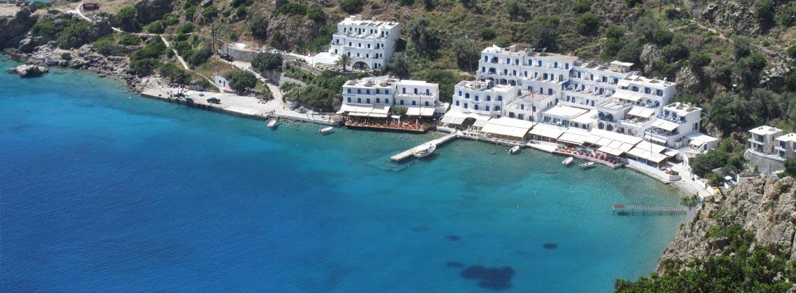 Tourisme solidaire en Crète avec TDS VOYAGE