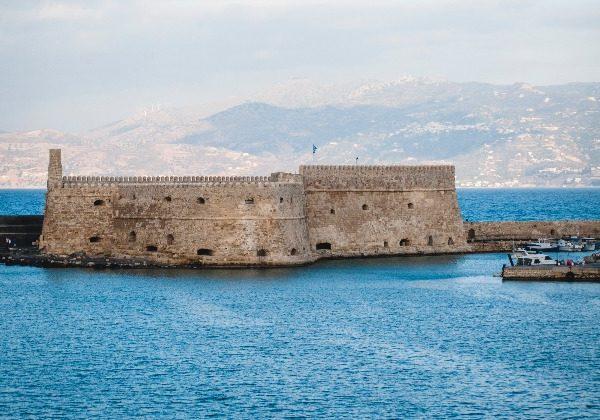 TDS Voyage - Tourisme équitable et solidaire - Crète - Héraklion - Fort