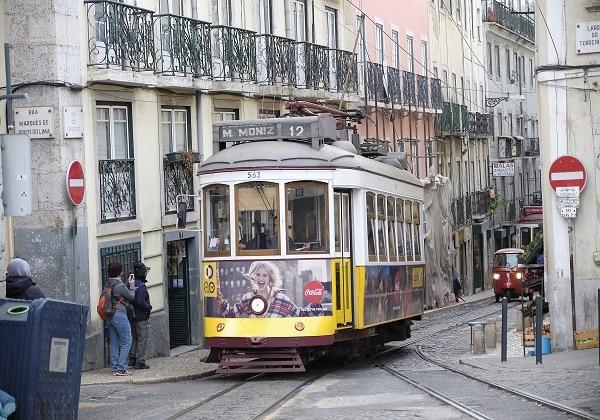 TDS Voyage - Tourisme équitable et solidaire - Portugal - Lisbonne - Tramway