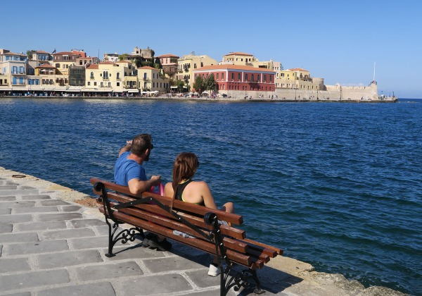TDS Voyage - Tourisme équitable et solidaire - Crète - La Canée - Mer