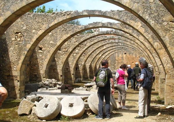 TDS Voyage - Tourisme équitable et solidaire - Crète - Tsivaras - Ruines