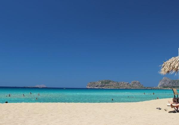 TDS Voyage - Tourisme équitable et solidaire - Crète - Plage