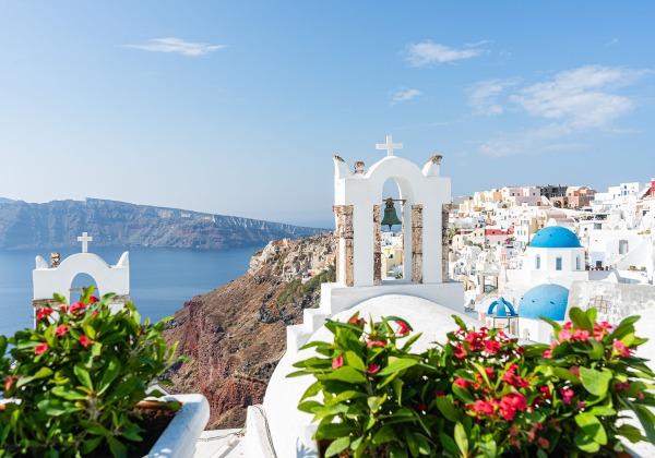 TDS Voyage - Tourisme équitable et solidaire - Crète- Santorin - Oia