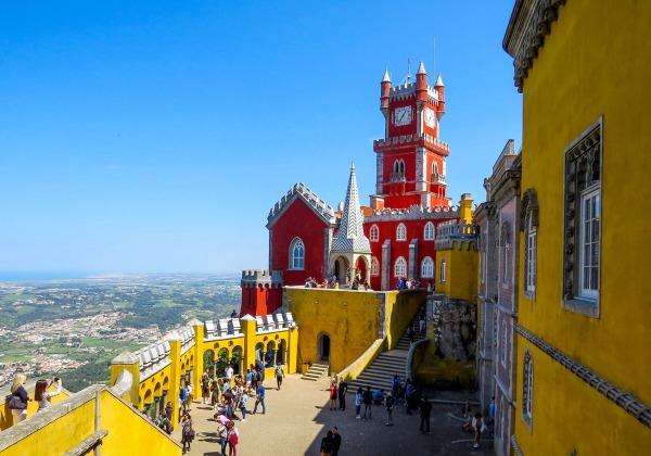 TDS Voyage - Tourisme équitable et solidaire - Portugal - Sintra - Palacio da Pena