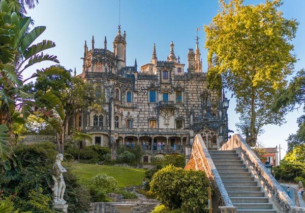 TDS Voyage - Tourisme équitable et solidaire - Portugal - Sintra - Quinta da Regaleira
