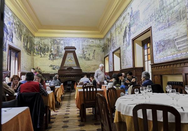 TDS Voyage - Tourisme équitable et solidaire - Portugal - Restaurant