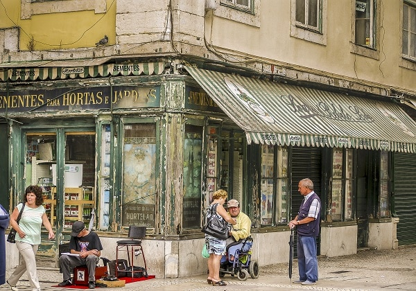TDS Voyage - Tourisme équitable et solidaire - Portugal - Lisbonne