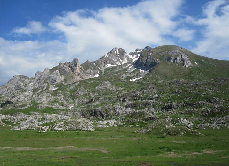 L'authenticité des Alpes albanaises