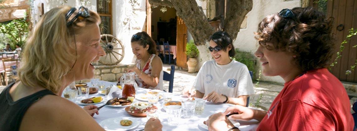 TDS Voyage - La Crète : convivialité et bonnes tables