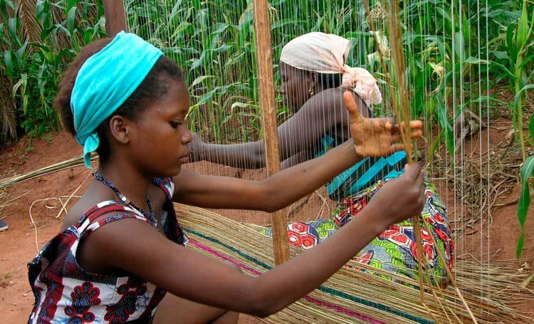 TDS Voyage - Tissage au Bénin