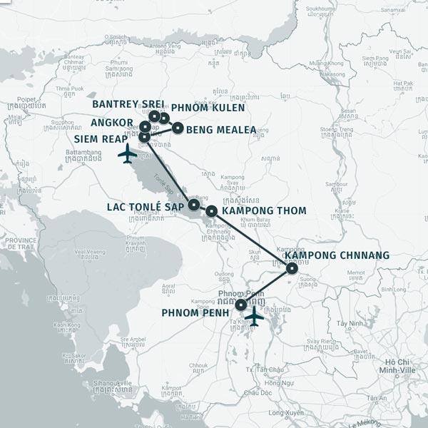 TDS Voyage - Vacances solidaires au Cambodg