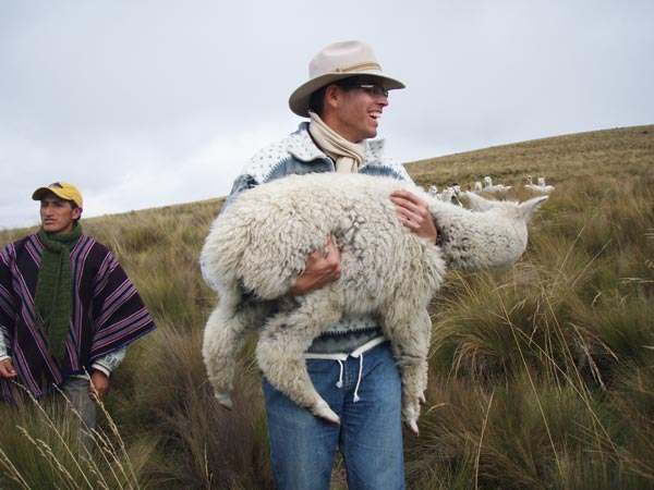Vacances solidaires en Équateur