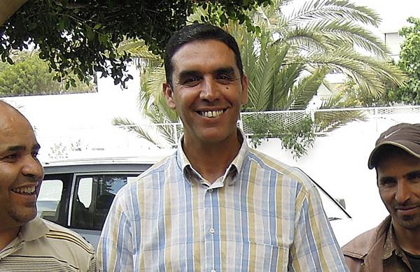 Portrait d'Hassan, accompagnateur TDS Voyage au Maroc