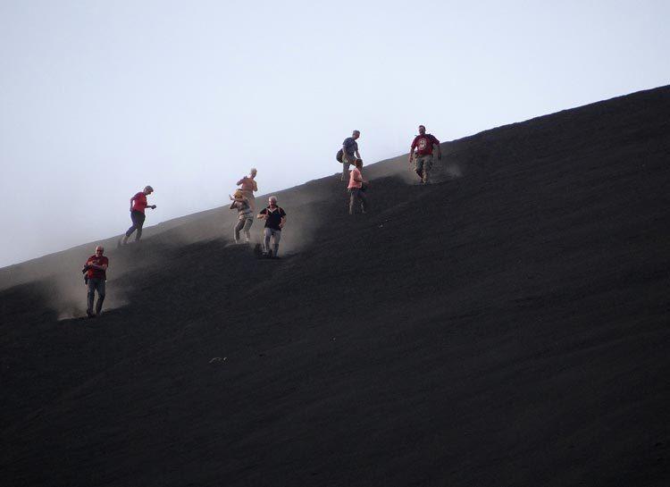 TDS Voyage volcans au Nicaragua