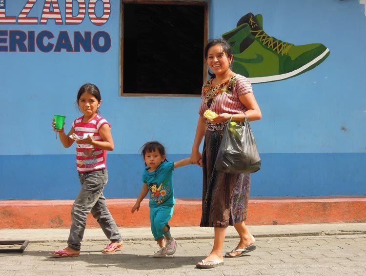 Le Guatemala, une belle destination