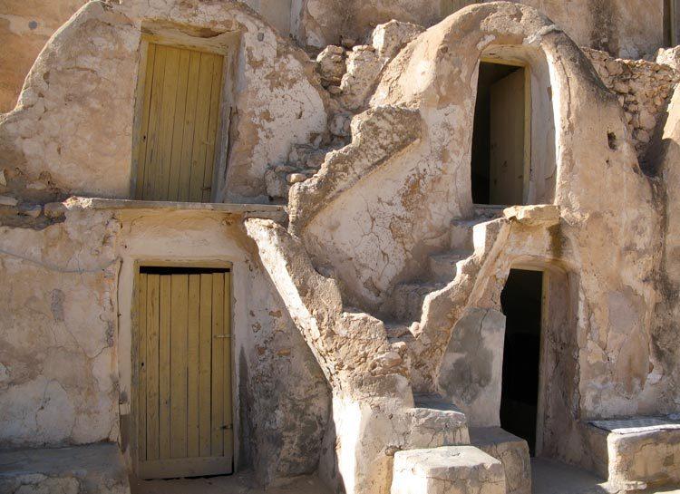 Tourisme solidaire à Chenini - Tunisie