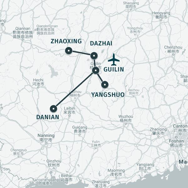 Tourisme équitable en Chine