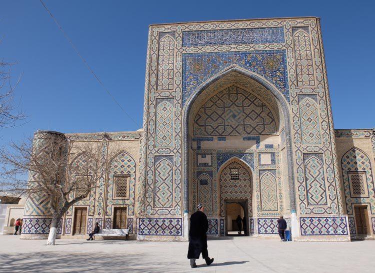TDS Voyage solidaire ouzbekistan Gijduvan