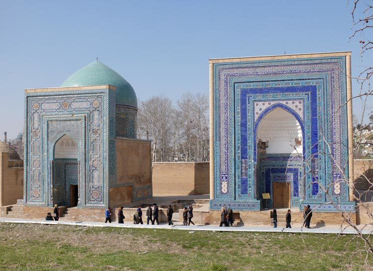 TDS Voyage solidaire Ouzbekistan Samarkand