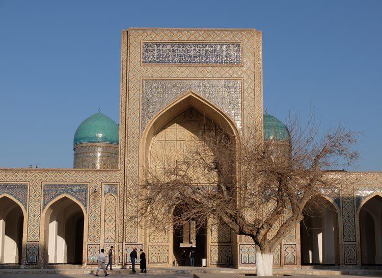 TDS Voyage solidaire ouzbekistan Boukhara