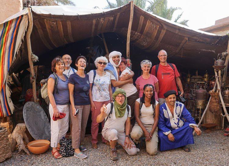 TDS Voyages - Tourisme équitable et solidaire seniors