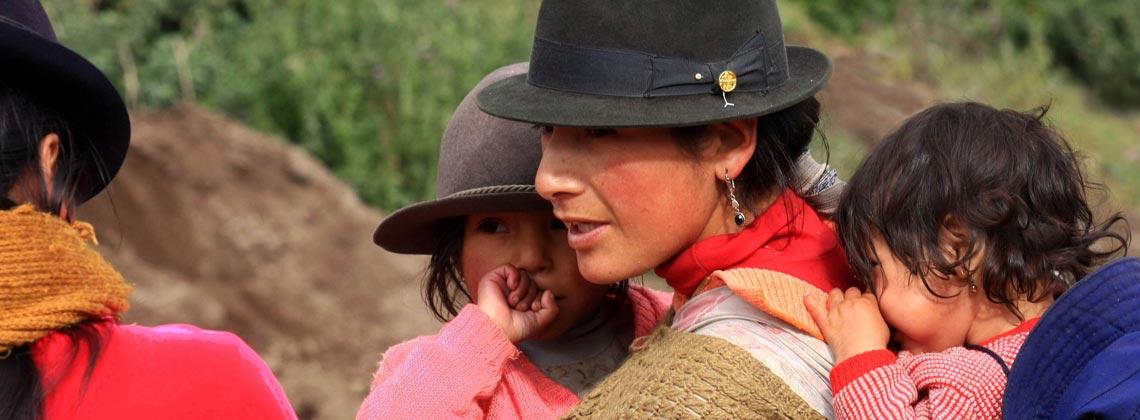 Voyage solidaire en équateur