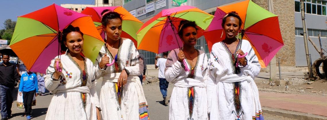 Les grandes fêtes orthodoxes en Éthiopie