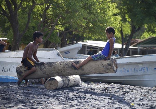 Vacances solidaires au Nicaragua