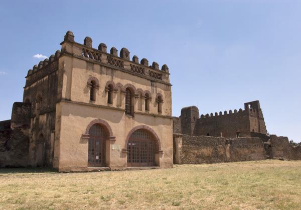 TDS Voyage - Gondar Ethiopie
