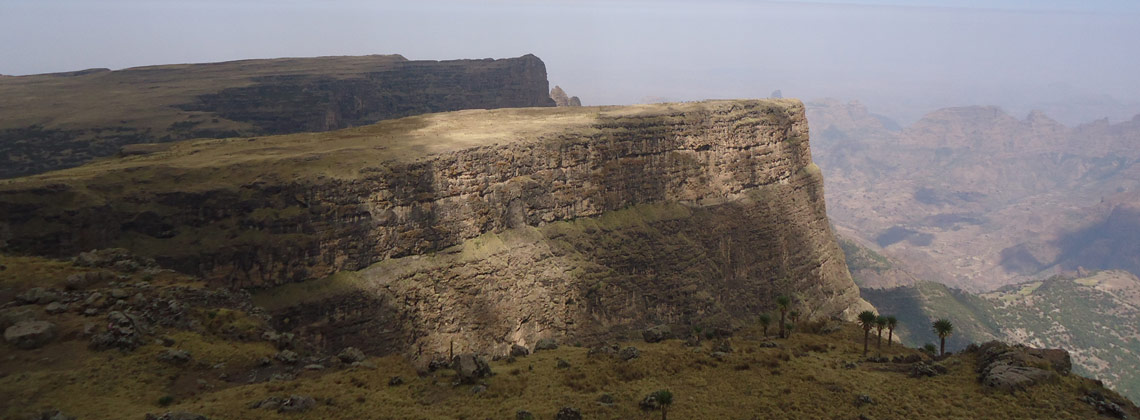Montagne Simien Éthiopie