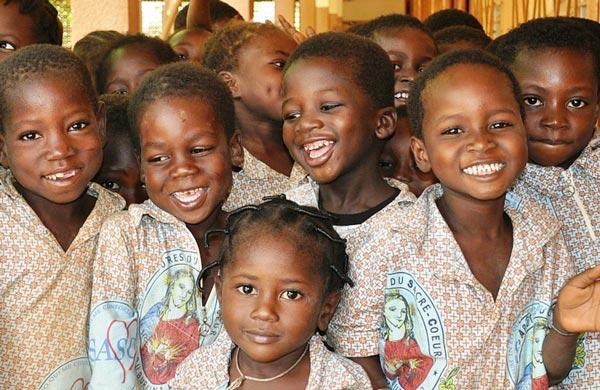 TDS Voyage - Tourisme équitable et solidaire - Enfants du Burkina Faso