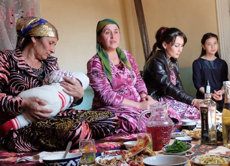 Ouzbékistan - À la croisée des mondes