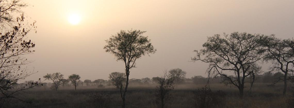 TDS Voyage - Coucher de soleil Pendjari Benin