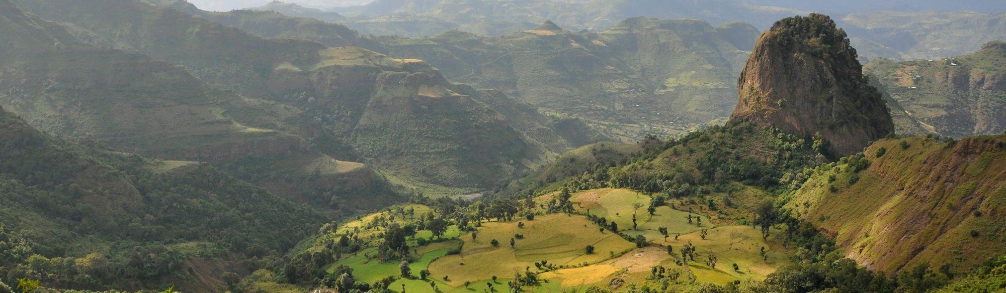 Voyage<br>en Éthiopie